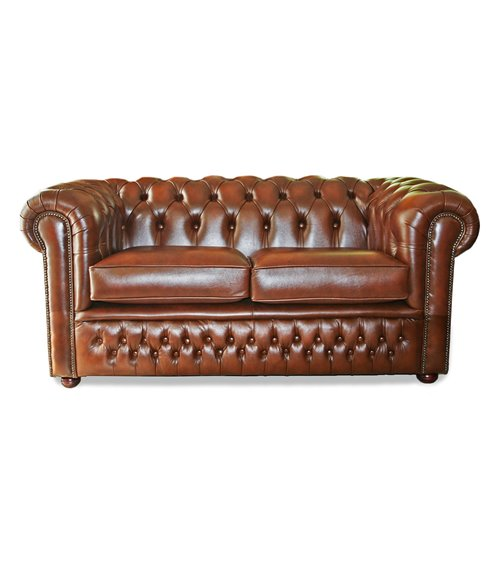 Velvet Fabric Traditional Handmade English Chesterfield Sofa