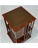 Lya Traditional Handmade English Leather Chesterfield Tub Chair