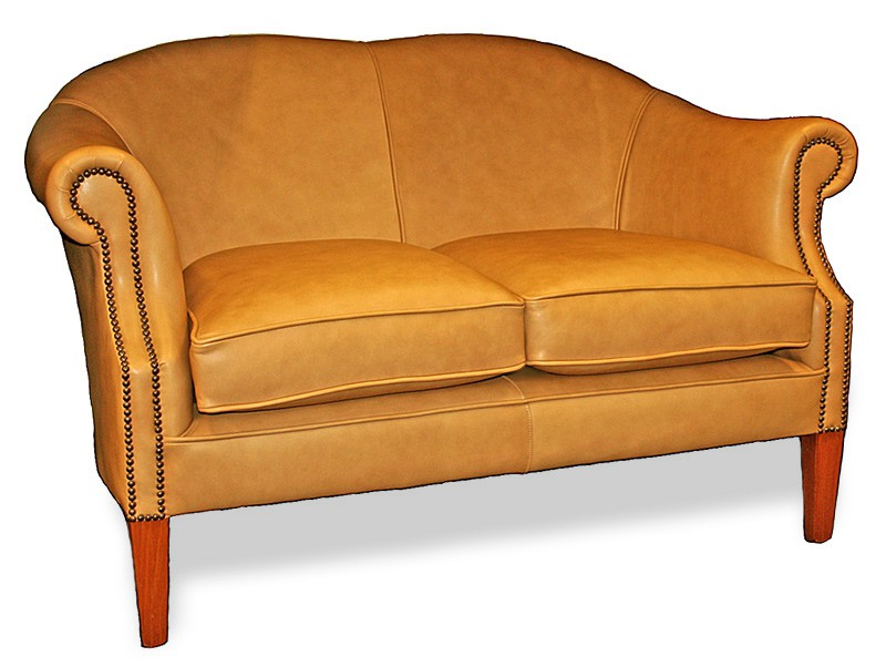 Farnworth Traditional Handmade English Leather Chesterfield Sofa House Of Chesterfields