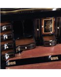 Chippendale 6 Drawer Traditional Coffee Table