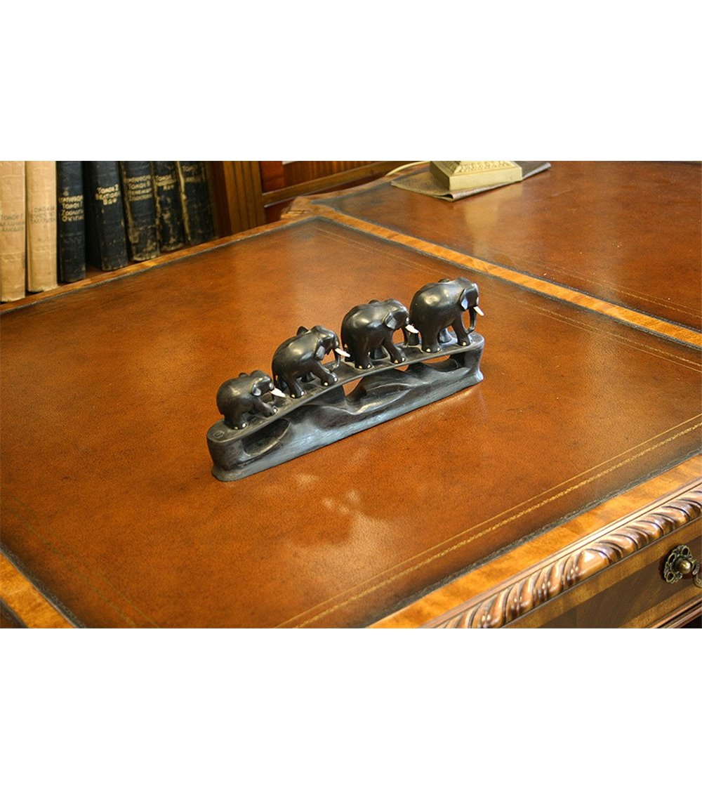 Wessex Traditional English Leather Chesterfield Club Chair