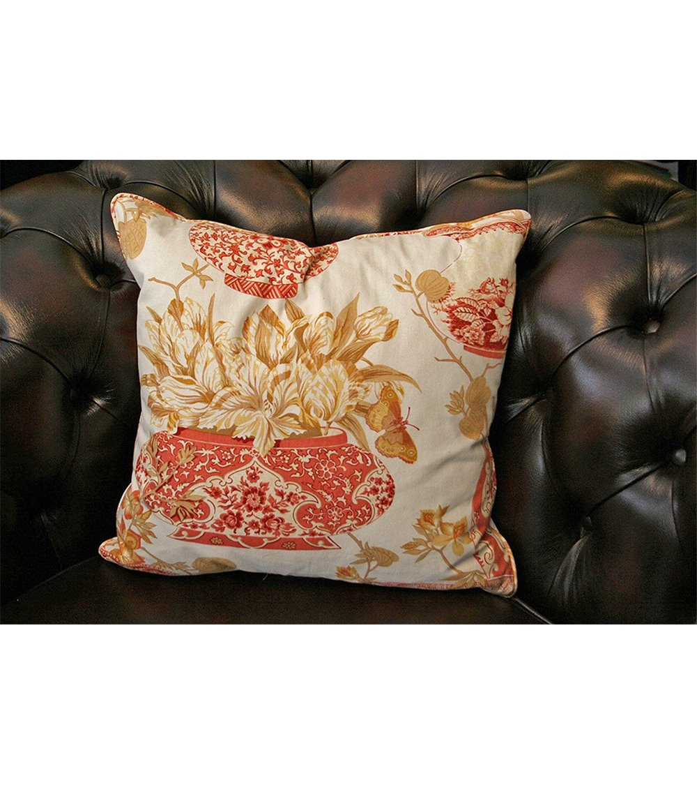 Chihuahua Handmade English Cushion 43x43cm
