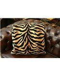 Golden Retriever Handmade English Cushion 43x43cm.