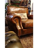 Gainsborough Traditional Handmade English Chesterfield Arm Chair
