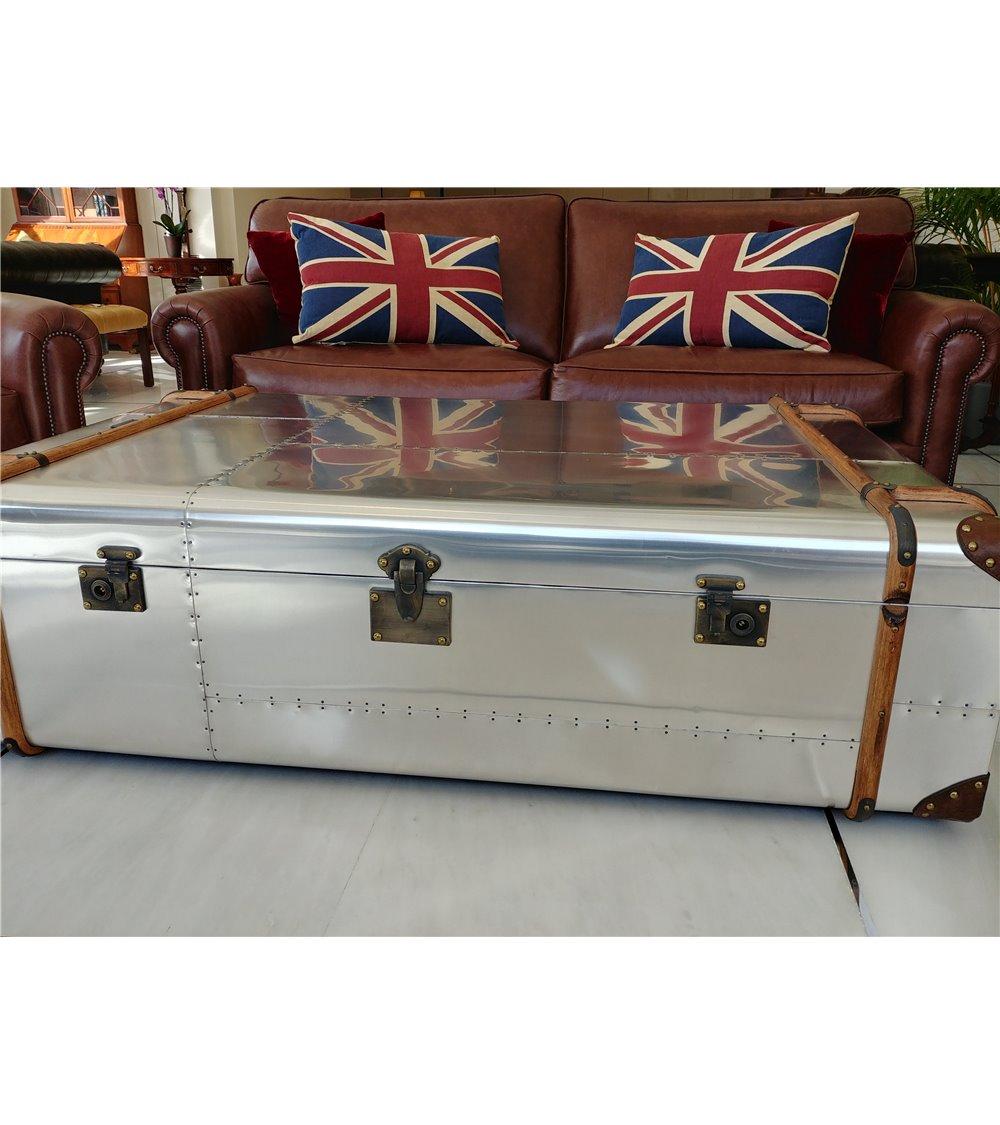 Pedestal Traditional English Handmade Dining Table
