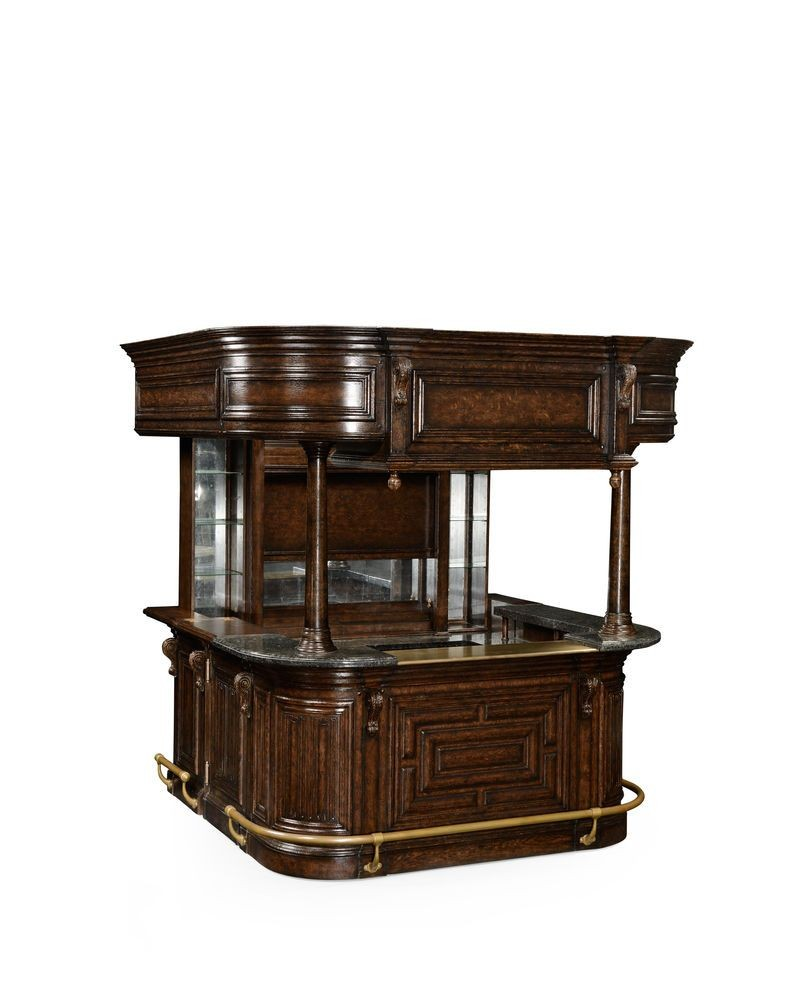Chippendale Traditional English Handmade Square Coffee Table House Of Chesterfields