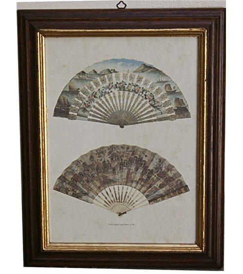 Fans Ventagli b Traditional Handmade Picture Frame
