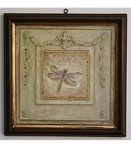 Dragonfly Handmade Traditional Picture Frame