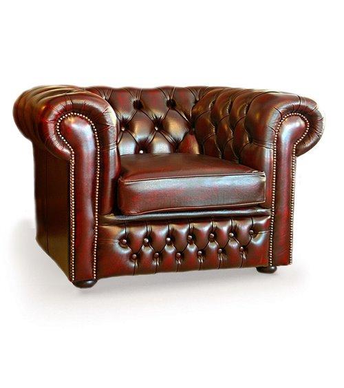 Handmade Traditional English Chesterfield Chair