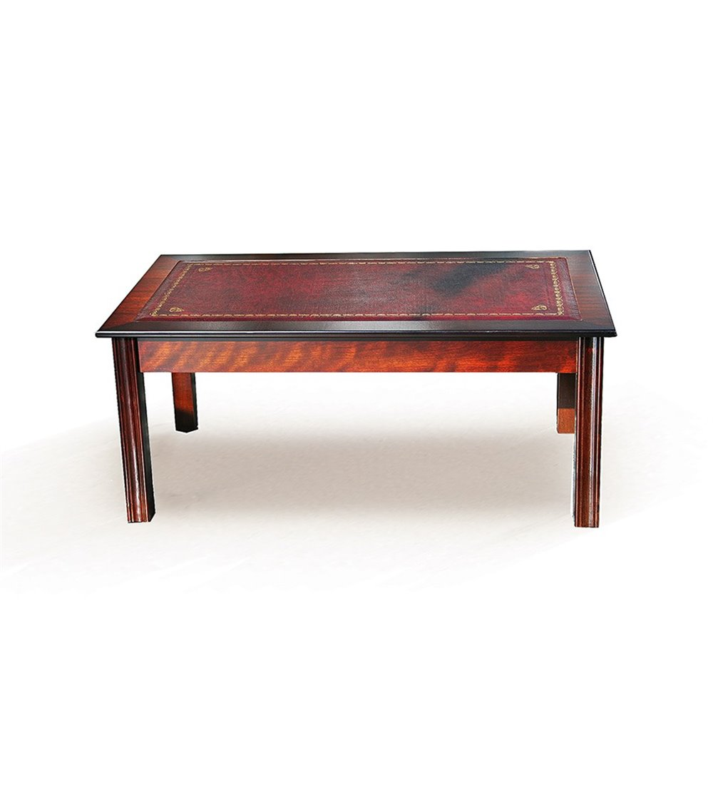 Chippendale Traditional English Handmade Coffee Table