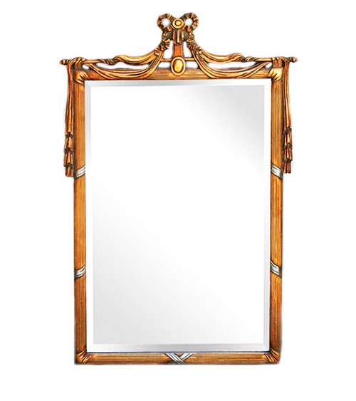 The Gold frame large carved handmade mirror