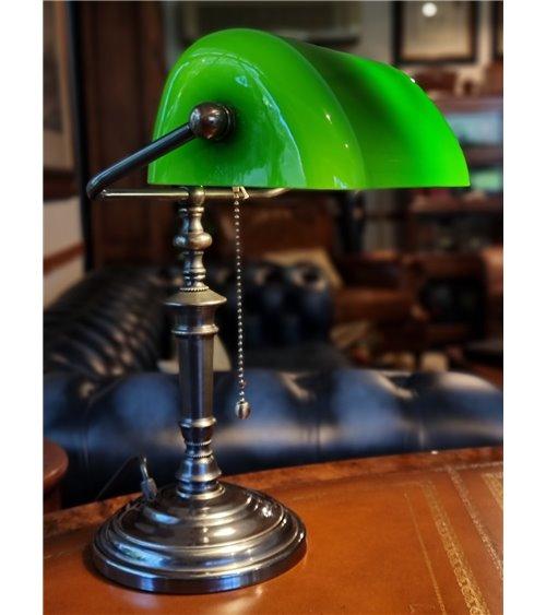Bankers Lamp Traditional Handmade Antique Desk Lamp