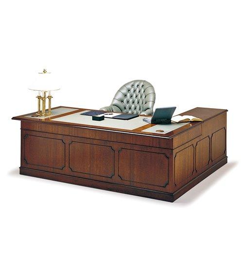 Directors Traditional Handmade English Corner Desk