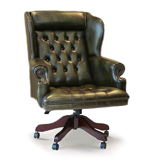 Chairman's Executive Swivel Office Chair Extra Wide