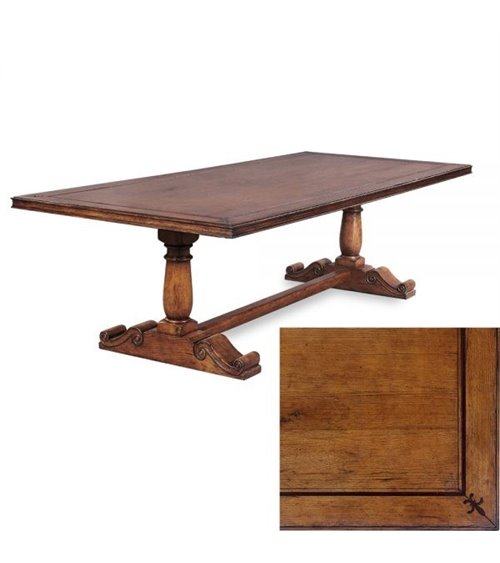 French Dining Oak Table