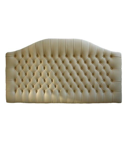 Chesterfield Leather Handmade Headboard