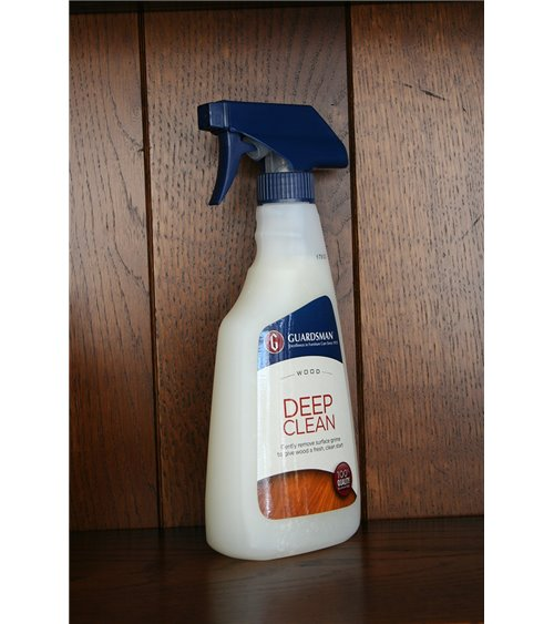Deep Clean for Wood