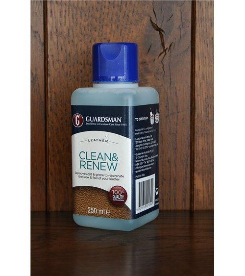 Leather Clean and Renew Fluid