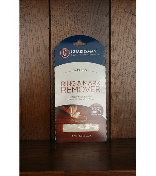 Guardsman Wood Ring and Mark Remover